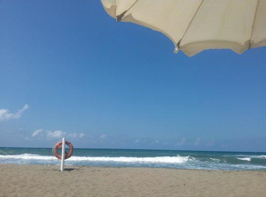 Hotel Cerere: Spiaggia