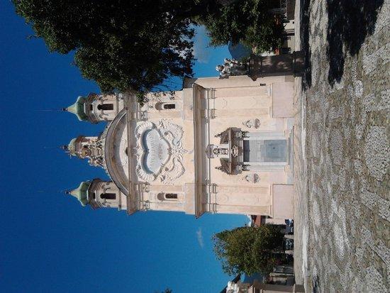 La Pigna : the sanctuary