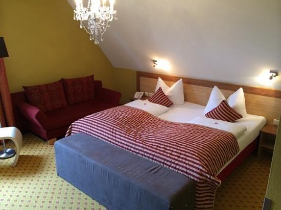 Hotel Sonne: Room 421