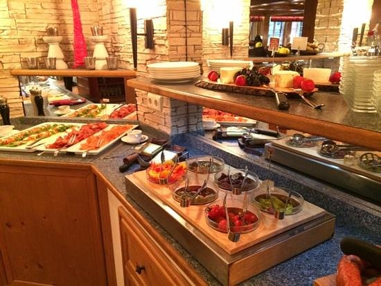 Hotel Sonne: Breakfast options