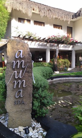 Bluewater Maribago Beach Resort: Amuma Spa
