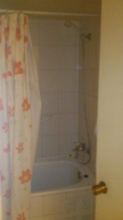 """Tempo Rent Apart Hotel: Según su WEB """"Baño en suite"""""""
