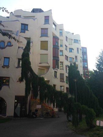Schtroumph Buildings