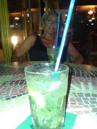 Cuban Bar: ottimo mojito!
