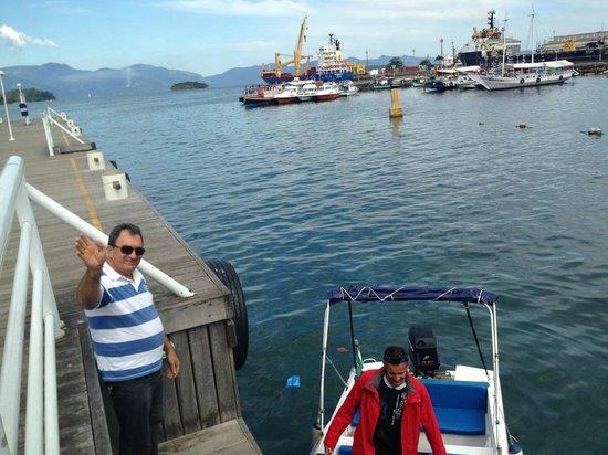 Estrela da Ilha: Our efficient and friendly car driver and boat transfer driver