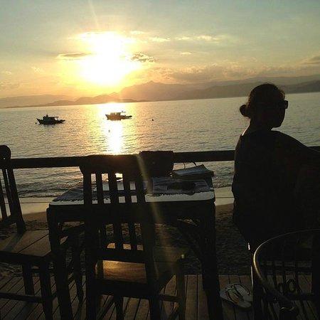 Estrela da Ilha: my favorite dining spot, amazing sunshine spot too