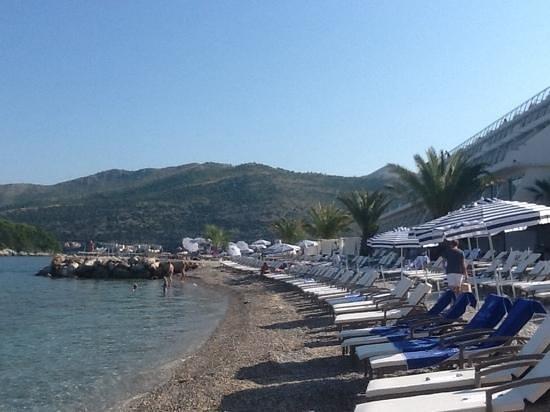 Valamar Dubrovnik President Hotel: early morning