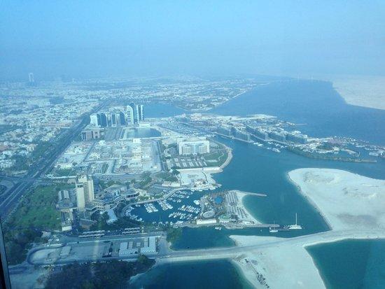 Jumeirah at Etihad Towers: Observation deck 300