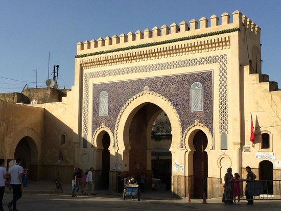 Bab Boujloud: Главные городские ворота