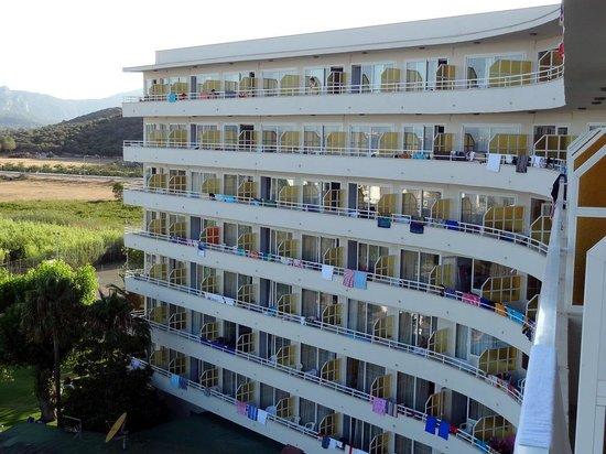 FERGUS Style Pollensa Park SPA: Det är ett stort hotell