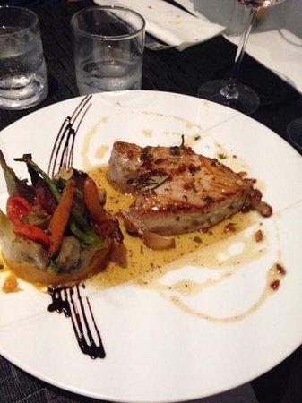 Le Boudoir: swordfish
