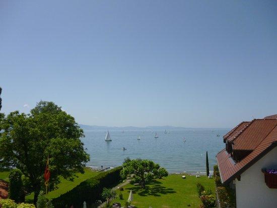 Hotel Haus am See: Von unserer Dachterrasse