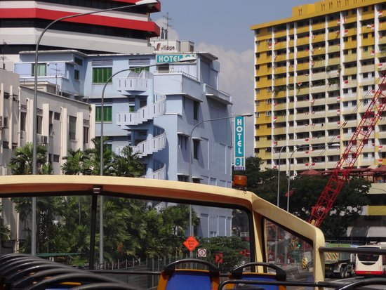 Hotel 81 Rochor : Hotel from distance