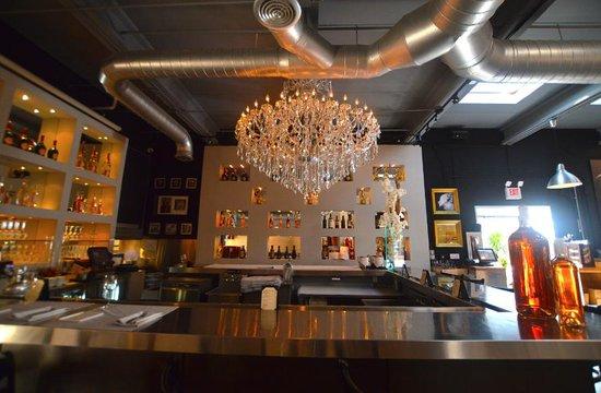 Wine Depot 555: bar