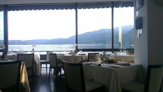 Hotel Ristorante Giardinetto: Diner