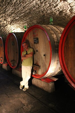 Franco Wine Tour Experience: Franco!