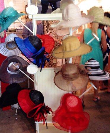 Saratoga Race Course: The Hats of Saratoga