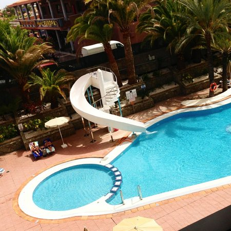Hotel Neptuno Gran Canaria: Pool at the Neptuno