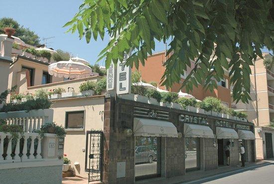Hotel Crystal: Esterno Hotel