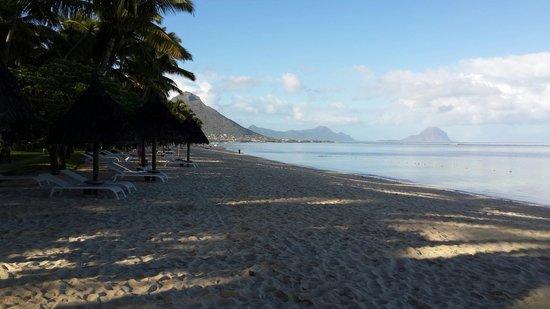 La Pirogue Resort & Spa : Early Morning
