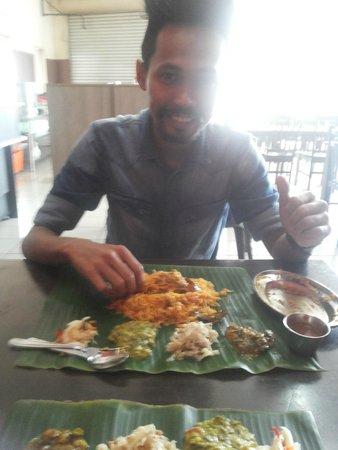 K.Sanba's Curry Specials: best in kk