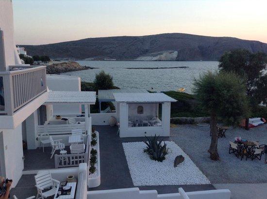 Nefeli Sunset Studios : View from room