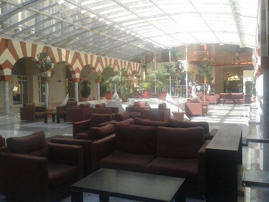 Silken Al-Andalus Palace Hotel: Silken Al-Andalus