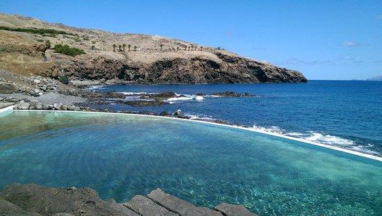 Quinta do Lorde Resort, Hotel & Marina: Infinity sea pool