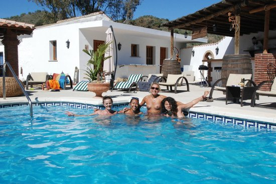 Alora Spain  City pictures : Fun in the Pool Picture of Finca Natura Spain, Alora TripAdvisor