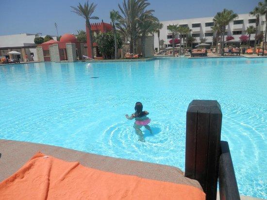 Sofitel Agadir Royal Bay Resort : piscine superbe