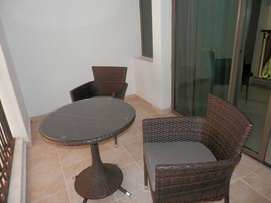 Sofitel Agadir Royal Bay Resort : Balcon agréable