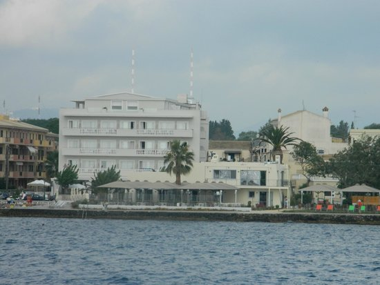 "Mayor Mon Repos Palace 'Art Hotel"": Ob boat trip to the blue caves - Hotel Repos"