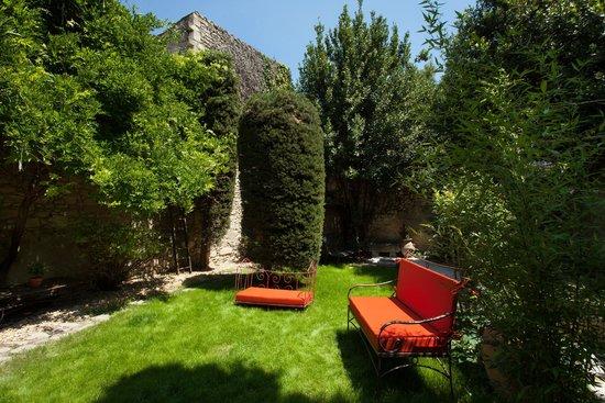 Hotel de l'Atelier : Le Jardin de l'Atelier