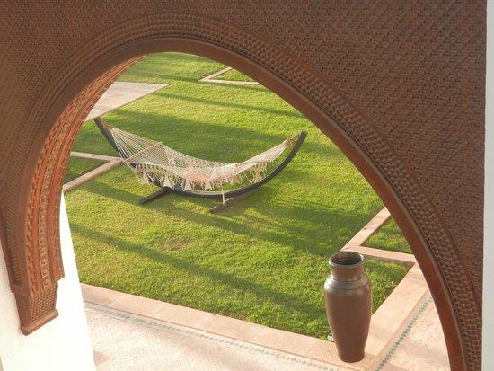 Sofitel Agadir Royal Bay Resort : Vue de notre chambre
