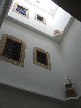 Riad Jade Mogador : Inner courtyard