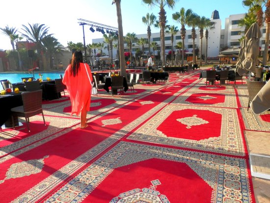 Sofitel Agadir Royal Bay Resort : Concert organisé