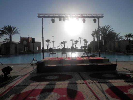 Sofitel Agadir Royal Bay Resort : Concert organisé pour les 15 ans du roi