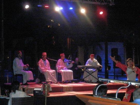 Sofitel Agadir Royal Bay Resort : concert marocain