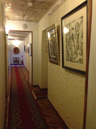 Rachmaninov Art-Hotel: Отель Рахманинов,2этаж.