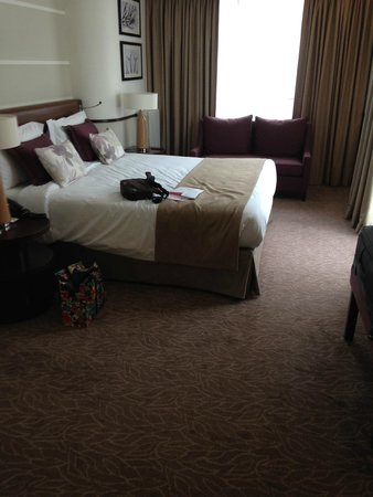 Terra Nostra Garden Hotel: room