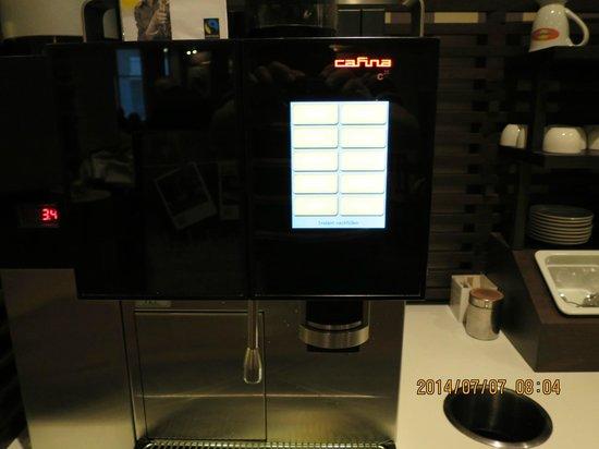 Ameron Hotel Flora Luzern: coffee