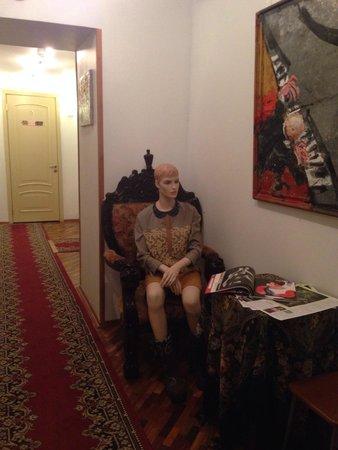 Rachmaninov Art-Hotel: Отель Рахманинов , 3 этаж.