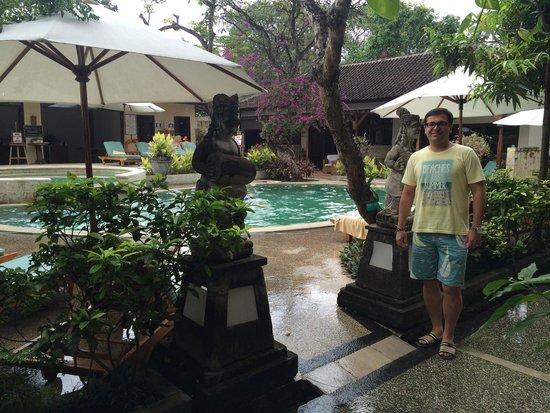 Alam KulKul Boutique Resort: Pool