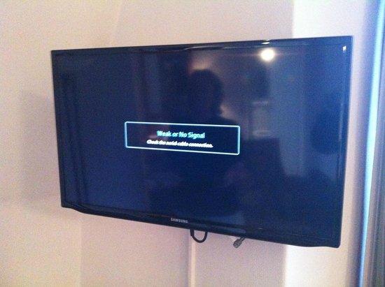 Grand Hotel Sonnenbichl: TV channels!