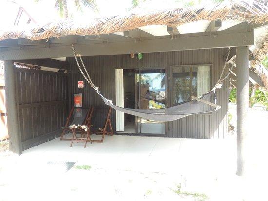 Matamanoa Island Resort : L'amaca.....