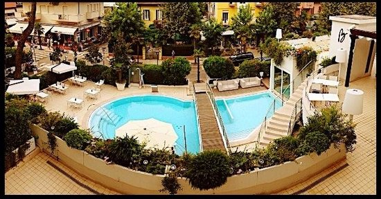 Hotel Belvedere: Bel...vedere!