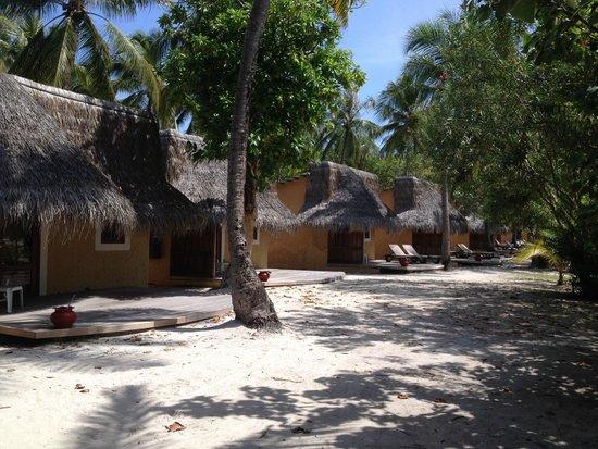 Kuredu Island Resort & Spa: Наше Бунгало