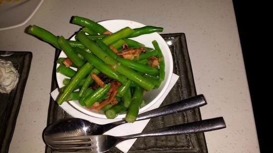 Fifth Element green beans side