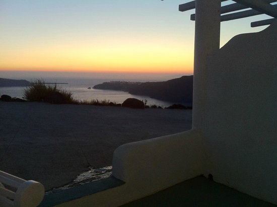 Rocabella Santorini Hotel & Spa: Caldera view suite SV ground floor