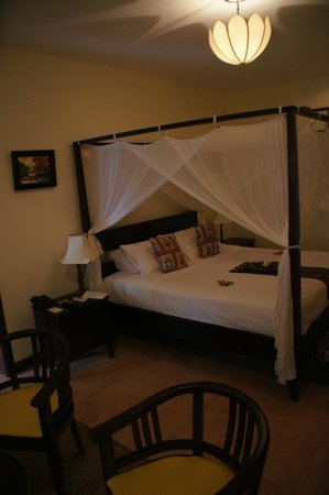 Cham Villas: Спальное место